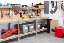 WORKSHOP/ Locker room storage & design / by Rosanne Butler