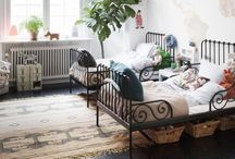 the baby's | NURSERY / Inspiration for our nursery and kids bedrooms