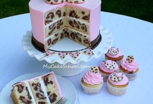 Cake Decorating Inspirations / by Rosanne Butler