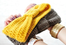knit and crochet projects / by Rosanne Butler