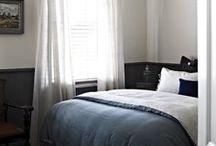 Bedrooms / http://www.espaciodeco.com/estancias/dormitorios
