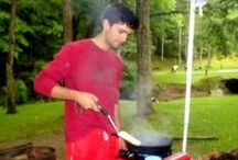 Camp:  FOOD/GRILL / PLEASE ALSO SEE:    Camp:  Camp/Grill: DESSERTS & BREAKFASTS, Camp Food:  MEXICAN & ITALIAN, Camp Food: FOIL WRAPPED FOOD and Fire Up The Grill, Sandwiches / by J Tay