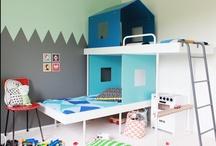 Quarto Infantil / Arquitetura de interior de quartos infantis. Decoração infantil.  / by Gabriela Dalmasso