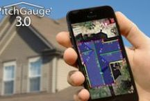 Pitch Gauge 3.0 / Pitch Gauge 3.0 is the first full-featured enterprise-level roofing app.