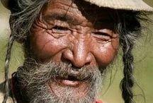 portraits / wonderful people of the world