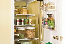 Home  Organization /closets,drawers,pantry,laundry etc. / by Rosanne Butler