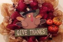 Thanksgiving / by Jennifer Evers of Me, Myself and Jen