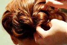 H A I R | U P / Hair styles for any occasion