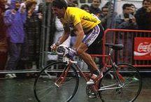 Sintonías Oficiales de la Vuelta Ciclista a España / La música que cada año nos engancha a la Vuelta..... la hay de todos los colores. Comienzan en 1.978 hasta hoy.