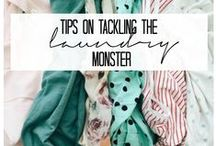 the inspiring | HOME / Tips and tricks on being a homemaker. Keeping the home. Laundry tips. Cleaning tips. Organizing tips.