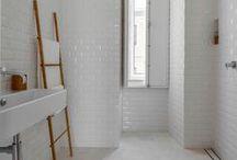 beautiful | BATHROOMS / Bathroom inspiration. beautiful bathrooms. bathroom paint. bathroom decor