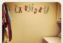 Home--Laundry Room Love / by Sherry Paetznick