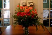 Home--Dining Rooms and Table Settings / by Sherry Paetznick