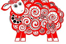 Chinese New Year / Arts, crafts and food! / by Jennifer Evers of Me, Myself and Jen