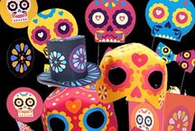 Day of the Dead / My loved ones live in the Land of the Remembered  / by Jennifer Evers of Me, Myself and Jen