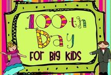 100th Day of School / Because parents are really the ones doing the homework