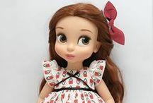 """Disney Animator's Dolls 16""""( фото не моё ) / разные платья на Disney Animator's Dolls"""