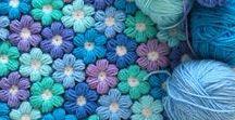 Knitting&crochet: blankets