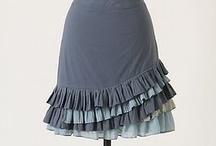 DIY. Skirts. / by Shonda Milmore