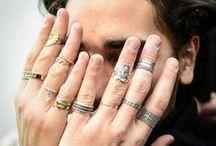 Rings. / by Grayson Davis