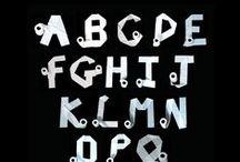 Alphabets / by Anna Mayer
