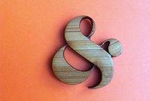 Ampersand / &&& / by Anna Mayer