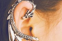 Jewelry. / by Grayson Davis