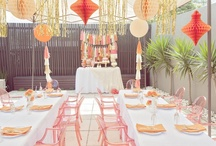 Parties & Entertaining Ideas / by Fauzi C