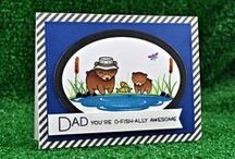 Outstanding Occasions with Lawn Fawn / Cards and projects to celebrate all of life's special occasions using Lawn Fawn stamp sets: Plus One, Hello Baby, Best Pun Ever, Good Fortune, Home Sweet Home, On the Mend, My Lucky Charm, Get Well Soon / by Lawn Fawn
