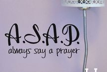 Sayings and Signs / by Brenda Sandstrom