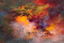 ART / ART ENABLES US TO FIND OURSELVES AND LOSE OURSELVES AT THE SAME TIME ~ THOMAS MERTON / by Myrtle Philbeck