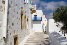 Dream in Blue and White / Live ur myth in Greece