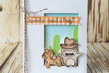 Happy Hugs and Hellos with Lawn Fawn / This board is for all those perfectly cheerful ways to say hello or send a sweet hug! / by Lawn Fawn