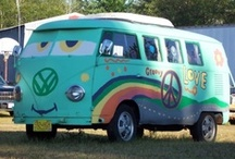 Bus Love / Home is where your bus is. / by Sara Sherrill Conners