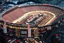 Bristol Motor Speedway / I work the races:) / by Sara Sherrill Conners