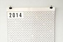 Calendars / by Anna Mayer