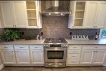 Kitchen Designs / A collection of kitchens in our homes.