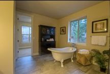 Bathroom Designs / A collection of bathrooms from our homes.