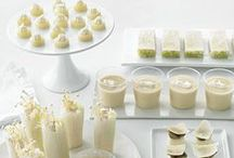 WEDDING :: buffet / by Jeanine Linder