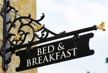 Bed & Breakfasts / by Sara Sherrill Conners