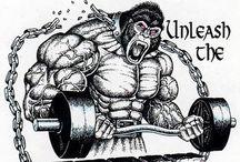 Gym Humor & Motivation / by Derek Worthen
