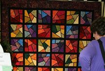 Crafts: Fabric: Quilting / by Carolyn Spencer