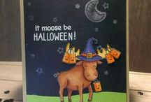 Halloween with Lawn Fawn / Cards and projects using our Halloween themed sets: Happy Haunting, Heebie Jeebies, Trick or Treat, Hoppy Halloween, Critters in Costume, Spooktacular, Monster Mash