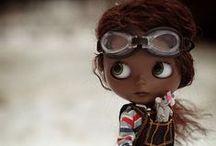 Blythe / Imagens inspiradoras das bonecas mais fofas do mundo: as Blythes!   Inspiring images of the cutest dolls in the world: the Blythes!