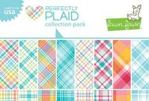 Perfectly Plaid - Lawn Fawn / Projects made using Lawn Fawn's Perfectly Plaid paper collection / by Lawn Fawn