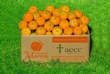 Productos de temporada / Productos de cosecha natural por Naranjas Marisa.