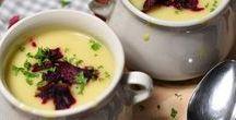 Wärmende Winterküche / Schmackhafte Gerichte für den Winter die uns durch die kalte Jahreszeit begleiten. Mit Zutaten die durchwärmen und glücklich machen.