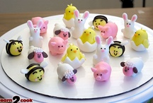 Crafts - Easter / by Tamara Sauer
