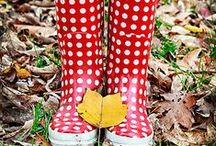 Polka Dots! / by Brenda Hall