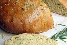 Bread/Savory / by Maria Paola Scott